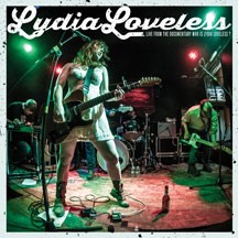 lydia loveless vinyl album cover