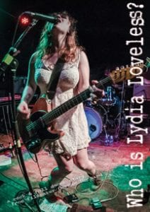 who is lydia lovelss dvd cover
