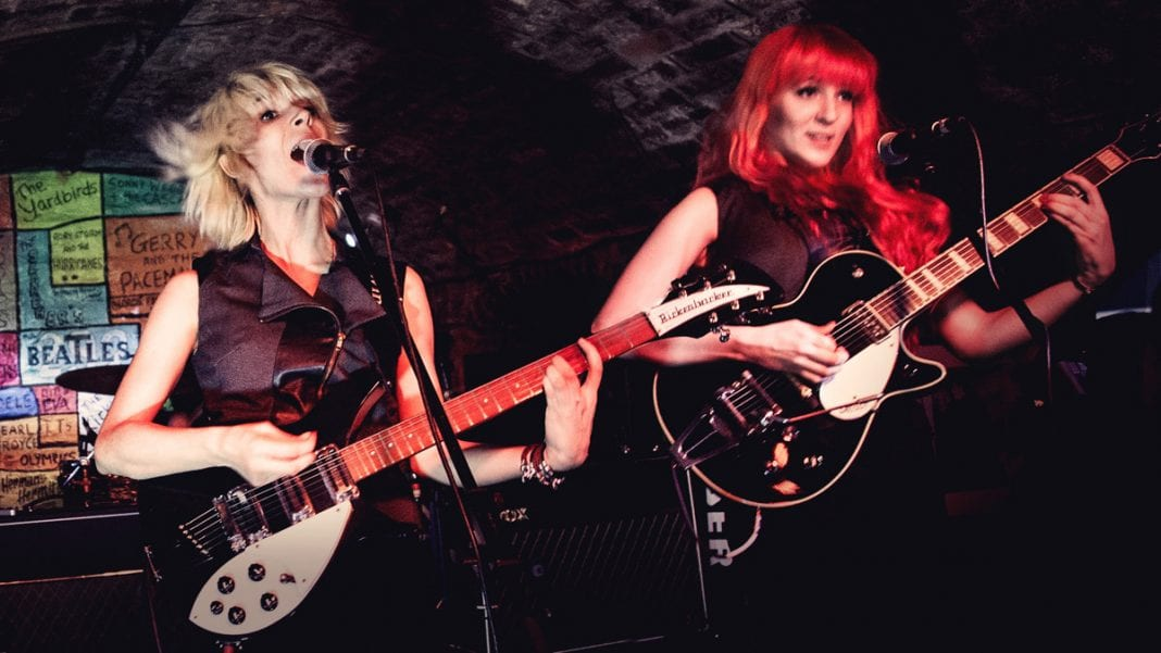 MonaLisa Twins Cavern Residency