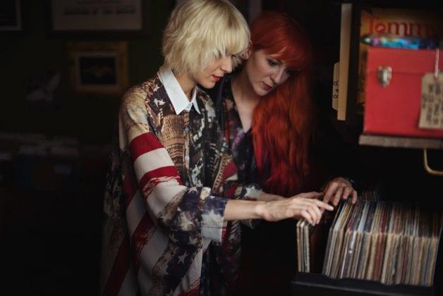 MonaLisa Twins Record Store