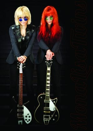 MonaLisa Twins Spectacle Guitars