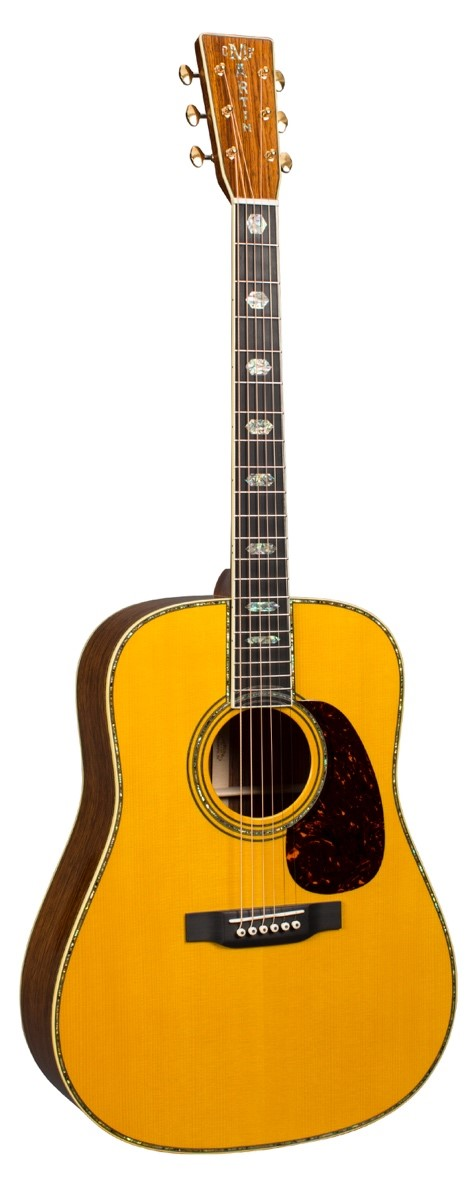 Custom Shop Martin Guitar C F Martin Co >> NAMM 2018: Martin Guitar to Debut Fifth Collaboration with Grammy Award-Winning Artist John ...