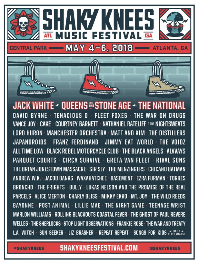 the-distillers-announce-first-reunion-date-at-atlantas-shaky-knees-festival