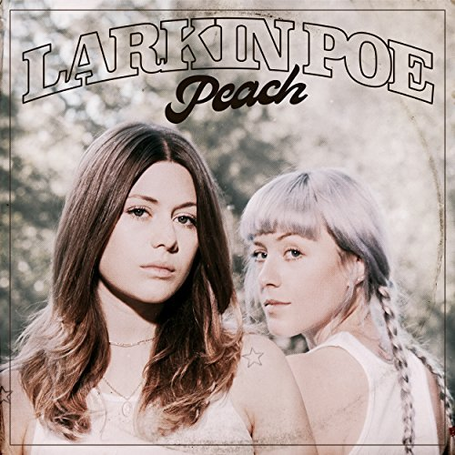 Larkin Poe Peach Album Cover