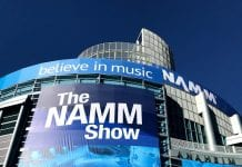 winter namm 2018 anaheim convention center