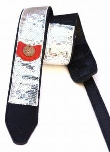 Copperpeace Glovely guitar strap
