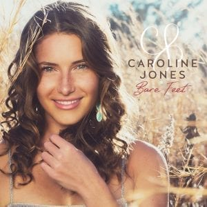 Caroline Jones Bare Feet LP Cover