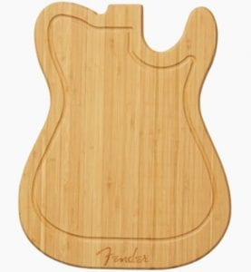 fender cutting board