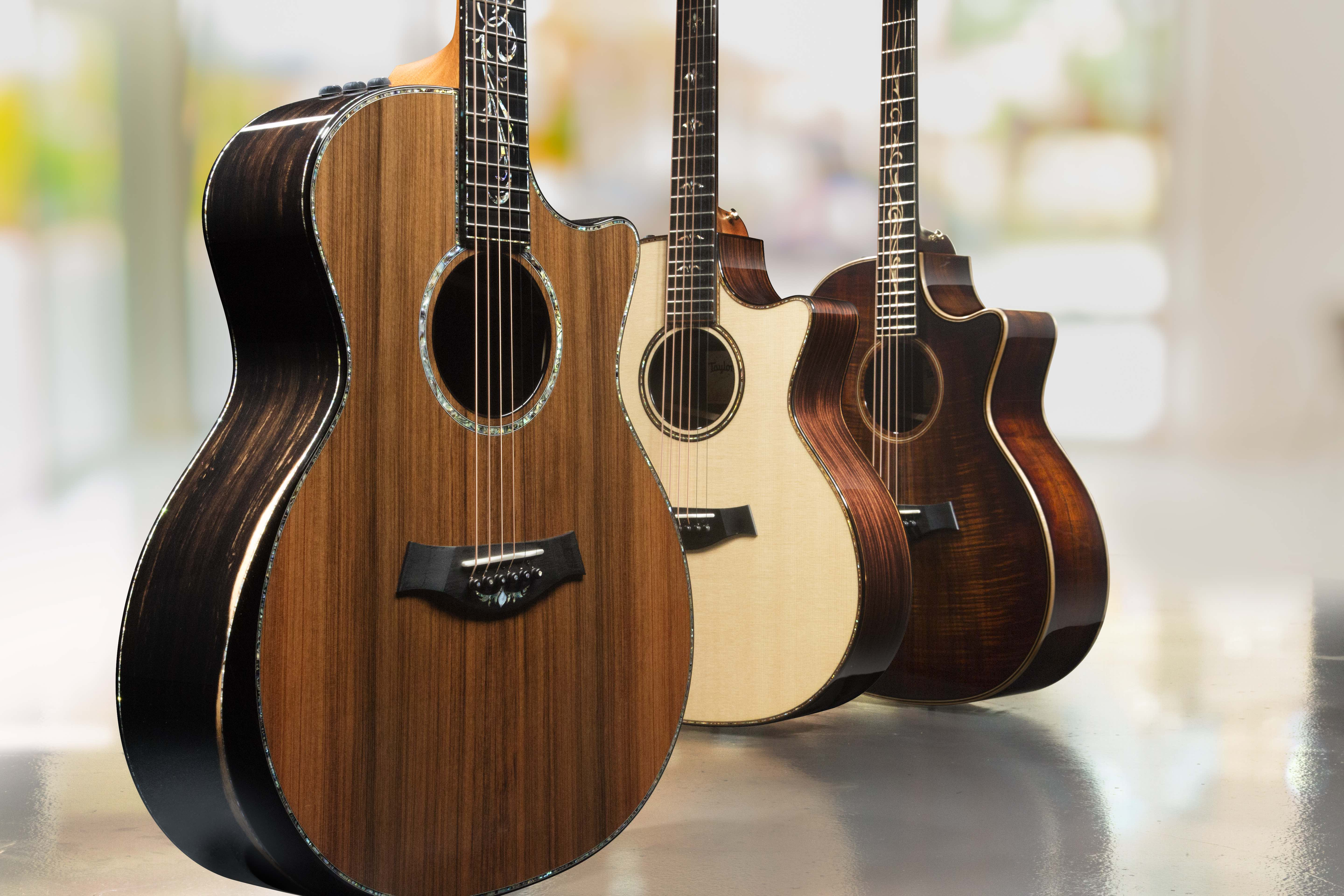 How Taylor Guitars is making its mark on the industry, its ...