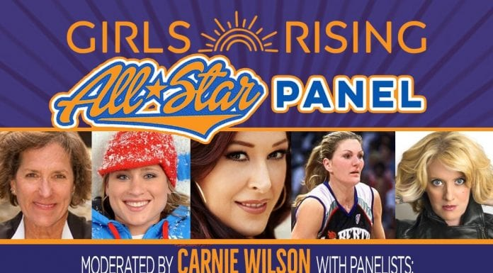 Girls Rising All Star Panel