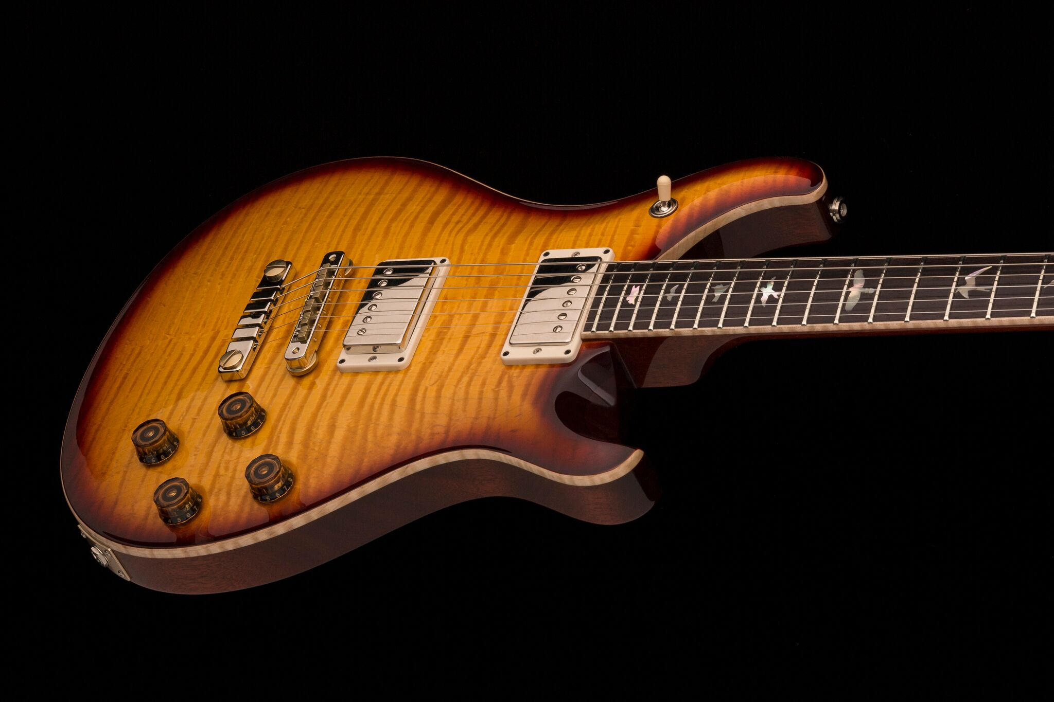 Prs Private Stock Graveyard Limited Guitar Released For Experience 2018 Girl Magazine