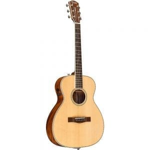 fender paramount pm-te travel guitar