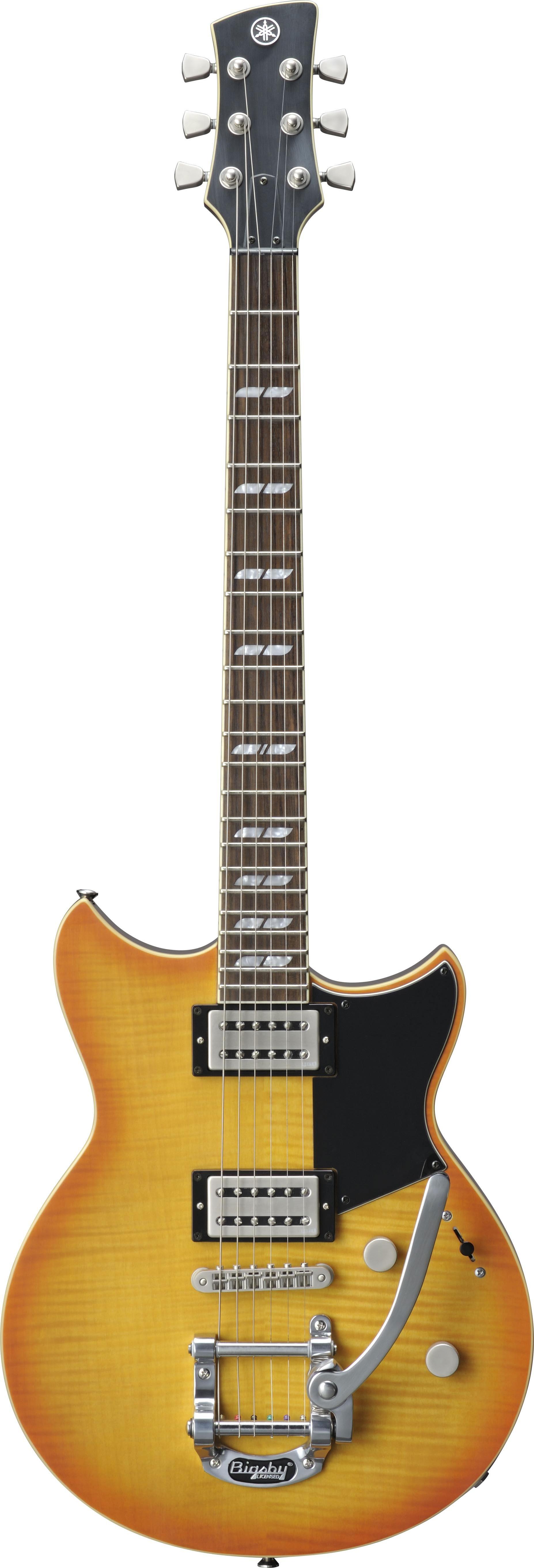 product review yamaha revstar rs720b electric guitar guitar girl magazine. Black Bedroom Furniture Sets. Home Design Ideas