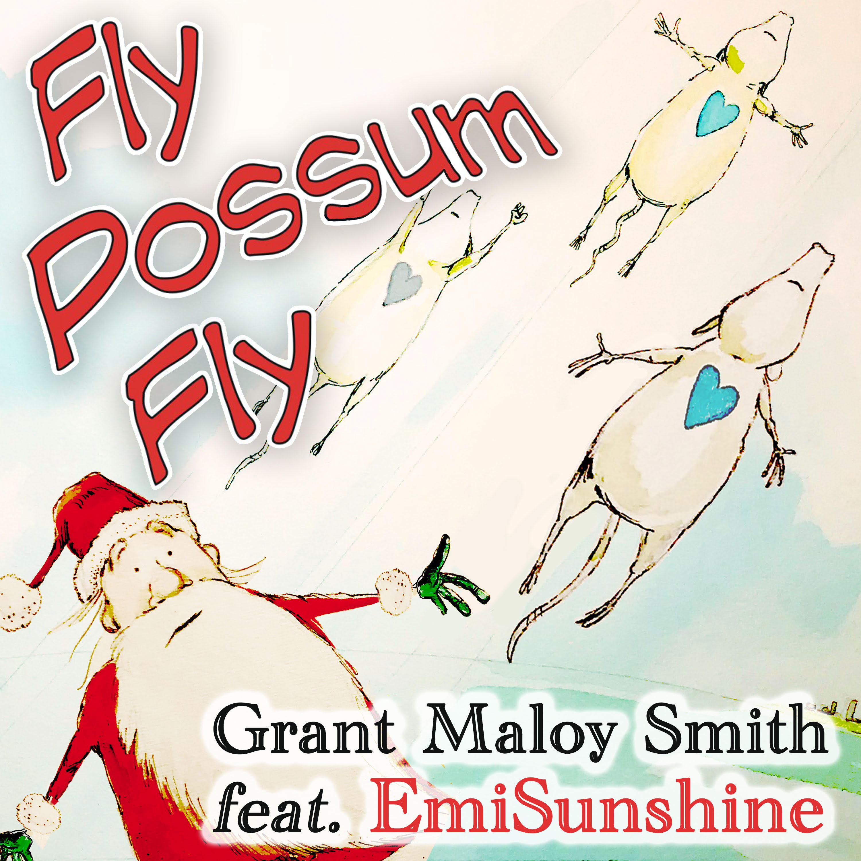EmiSunshine\'s Voice is Perfect for New Christmas Song \'Fly Possum ...