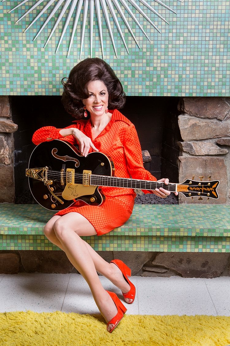 Lynda Kay An Interview With The Gretsch Queen Of Retro Cool