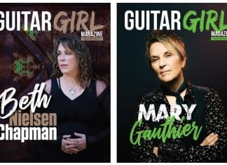 Home Guitar Girl Magazine
