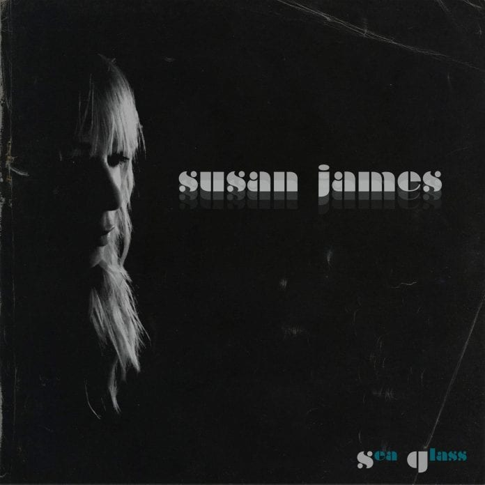 Susan James Sea Glass Album Cover