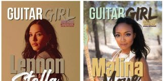 guitar girl magazine special pop edition summer 2019 covers
