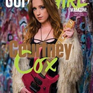 guitar magazine cover courtney cox