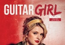 guitar girl magazine cover