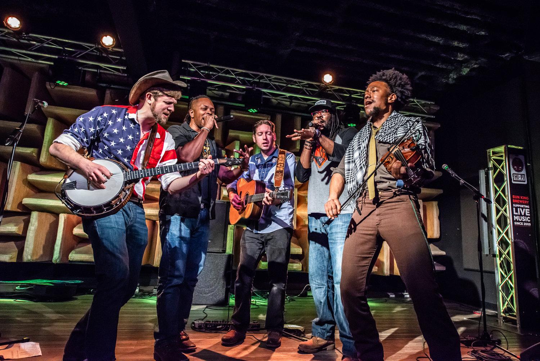 bluegrass-band
