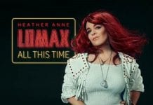 heather anne lomas all this time album cover