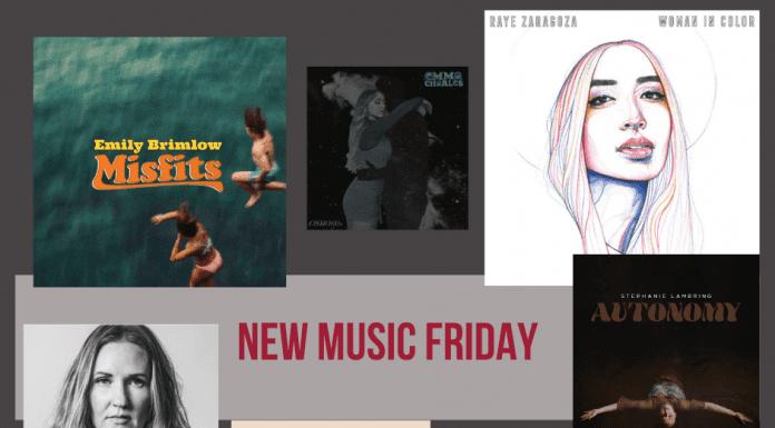 new music friday album collage