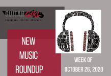 new music roundup banner