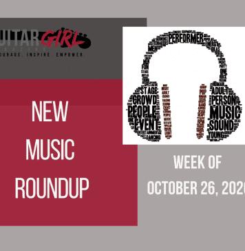 new music roundup banner