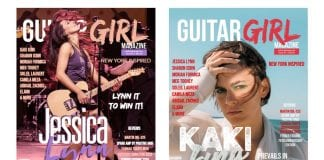 guitar magazine covers