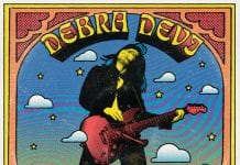 debra devi cover art for new single stay