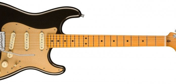 fender american ultra stratocaster guitar