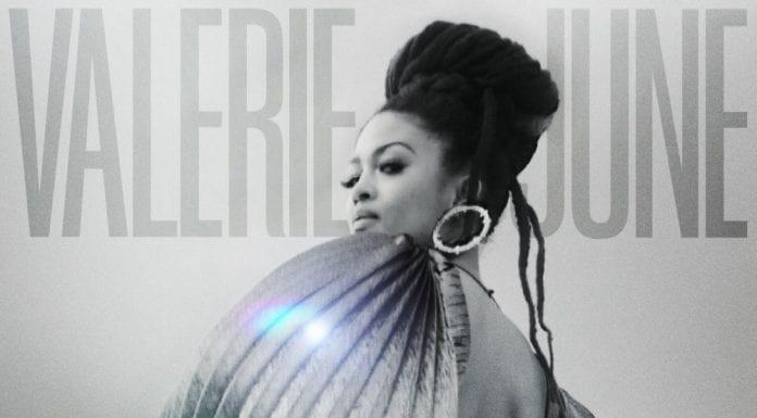 valerie june album cover